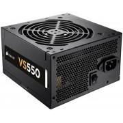 Corsair VS550 550W Zwart power supply unit