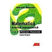 Pocket Teacher. Matematica. Analiza Vol.