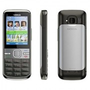 Refurbished Nokia C5-00 Mobile phone-(6 Month Gadgetwood warranty)