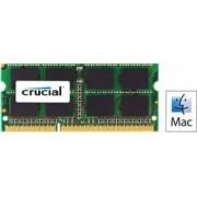 Memorie Laptop Crucial 4GB DDR3 1600MHz CL11 pentru Mac LV