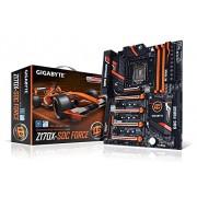 Gigabyte GA-Z170X-SOC FORCE (rev. 1,0) Z170 LGA1151 Intel-Scheda madre ATX esteso, DIMM DDR4-SDRAM, Dual Intel, PC, Intel)
