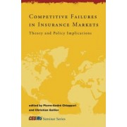 Competitive Failures in Insurance Markets by Pierre-Andre Chiappori
