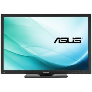 "Monitor IPS LED ASUS 24.1"" BE24AQLB, 1920 x 1200, VGA, DVI-D, DisplayPort, 5 ms GTG, Boxe, Pivot, Flicker free, Low Blue Light, TUV certified (Negru) + Bitdefender Antivirus Plus 2017, 1 PC, 1 an, Licenta noua, Scratch Card"