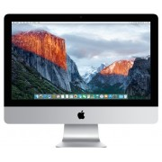 "Apple - iMac 1.6GHz 21.5"" 1920 x 1080Pixeles Plata All-in-One PC - 22022368"