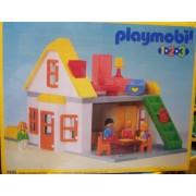 PLAYMOBIL 6600 PLAYMOBIL 123 Casa con Figuras