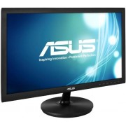 "Monitor TN LED Asus 21.5"" VS228NE, Full HD (1920 x 1080), VGA, DVI, 5 ms (Negru) + Set curatare Serioux SRXA-CLN150CL, pentru ecrane LCD, 150 ml + Cartela SIM Orange PrePay, 5 euro credit, 8 GB internet 4G"