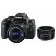 Canon EOS 750D kit (18-55mm IS STM + 50mm STM)