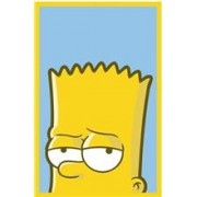 Covoras Simpsons Mischief Oblong