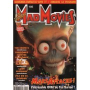 Mad Movies N° 105 / Mars Attacks, The Crow 3 , Ghost In The Shell