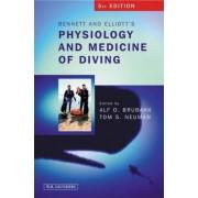 Bennett and Elliotts' Physiology and Medicine of Diving by Alf Brubakk
