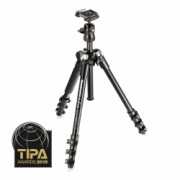 Manfrotto MKBFRA4-BH Befree - kit trepied foto negru - RS125004969