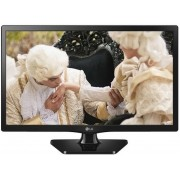 "Televizor LED IPS LG 56 cm 21.5"" 22MT47D-PZ, Full HD, VGA, HDMI, SCART, 5 ms, Boxe, TV Tuner incorporat, CI (Negru)"