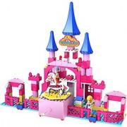 Ztrend Wonderland Standard Princess Castle Geared Motion Building Block Toy Set