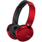 Casti Stereo Sony MDRXB650BT, Bluetooth, Wi-Fi, Extra-bass (Rosu)