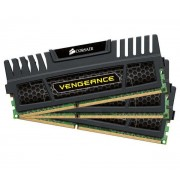 Mémoire PC Vengeance Performance 3 x 4 Go DDR3-1600 - PC3-12800 - CL9 (CMZ12GX3M3A1600C9)