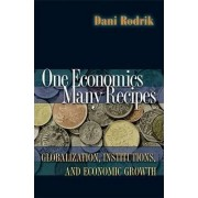 One Economics, Many Recipes by Dani Rodrik