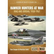 Hawker Hunters at War by Tom Cooper