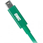 OWC Thunderbolt 1m Cable Green
