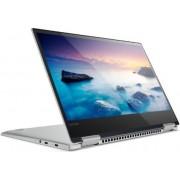 "Laptop 2in1 Lenovo Yoga 720 (Procesor Intel® Core™ i7-7500U (4M Cache, up to 3.50 GHz), Kaby Lake, 13.3""FHD IPS, FPR, Touch, 16GB, 512GB SSD, Intel® HD Graphics 620, Wireless AC, Tastatura iluminata, Win10 Home 64, Argintiu)"