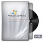 Microsoft Windows Server Enterprise 2008 R2 64-Bits- Acompanha 5 Cals