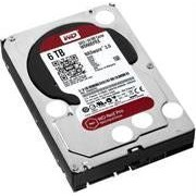 Western Digital Red NAS Hard Drive 6TB IntelliPower 64MB Cache SATA 6.0Gb/s 3.5 inch Internal Hard Drive