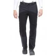 Directalpine Mountainer - Pantalon Homme - Fermetures à glissière noir M-Short Pantalons softshell