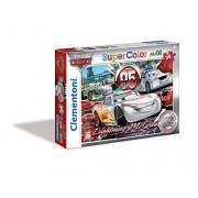 Clementoni 24442 - Cars Silver Maxi Puzzle, 24 Pezzi