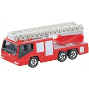 Tomica No.108 Hino Aerial Ladder Fire Truck