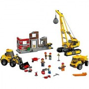 Lego City Demolition Site (60076) (Multicolor)