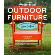 Hand-Built Outdoor Furniture by Katie Jackson