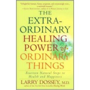 The Extraordinary Healing Power of Ordinary Things by Larry Dossey