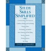 Study Skills Simplified by Enid Leonard