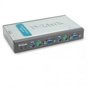 Switch KVM D-Link DKVM-4k, 4 porturi