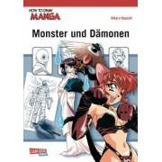 How To Draw Manga: Monster und Dämonen by Hikaru Hayashi