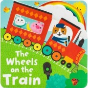 The Wheels on the Train by Geraldine Cosneau