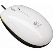 Mouse laser Logitech M150 USB Alb