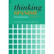 Thinking Spanish Translation by Sandor Hervey