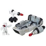 Playskool Heroes Star Wars Galactic Heroes First Order Snowspeeder