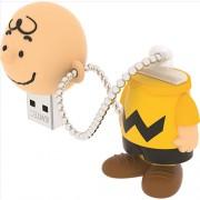 Stick USB 8GB Charlie Brown Multicolor EMTEC