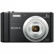Camara Digital Sony DSC-W800 20.1MP 5x-Negro