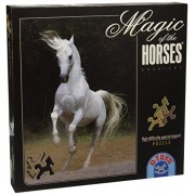 D-Toys Magic of the Puzzle Cavalli Arabi 3 Jigsaw (239 pezzi)