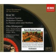 Otto Klemperer - Bach: St Matthew Passion (0724356753822) (3 CD)