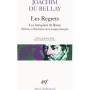 Les Regrets / Les Antiquites De Rome by Du Bellay