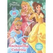 Disney Princess Enchanting Coloring by Parragon Books Ltd