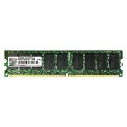 Transcend 2GB Memory module for DELL Workstation(Double Rank)(DELL-AKT) 2GB DDR2 533MHz Data Integrity Check (verifica integrità dati) memoria