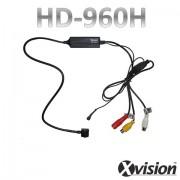 Snake HD 960H CCTV kamera + audio