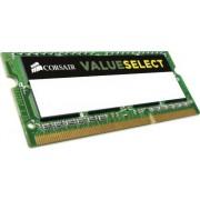 Memorie Laptop Corsair 8GB DDR3L ValueSelect 1600MHz