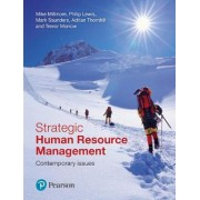 Strategic Human Resource Management by Mark Saunders