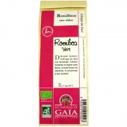 Thé rouge Rooibos Vert 100g Jardins de Gaïa