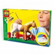 Pravimo skulpture - konj veliki